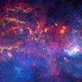 Photo of Galactic Center