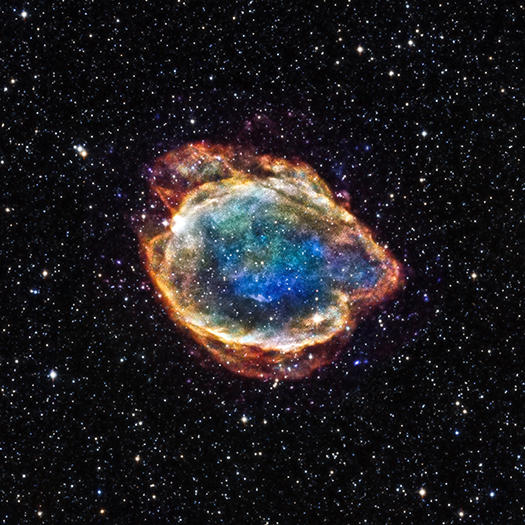 Chandra observations of the supernova remnant G299.2-2.9 reveal important information about this object.