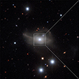 Photo of Markarian 1018