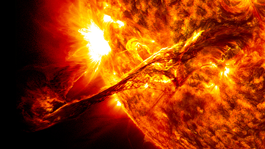 CME from our Sun