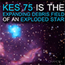 A Quick Look at Kes 75