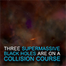 A Quick Look at Triplet Black Holes